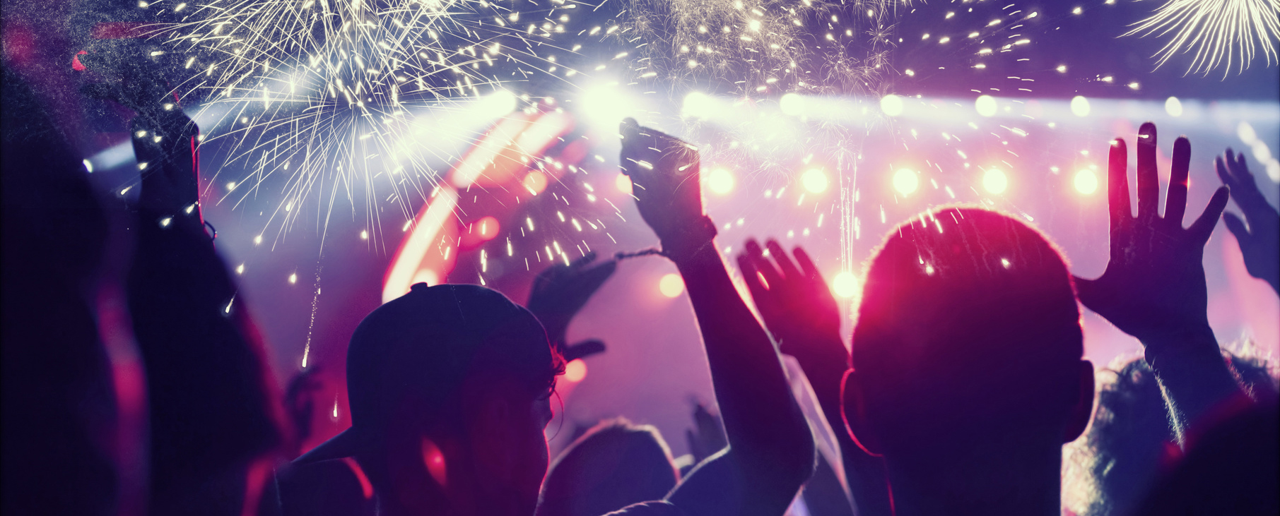 Silvesterparty im Night Live